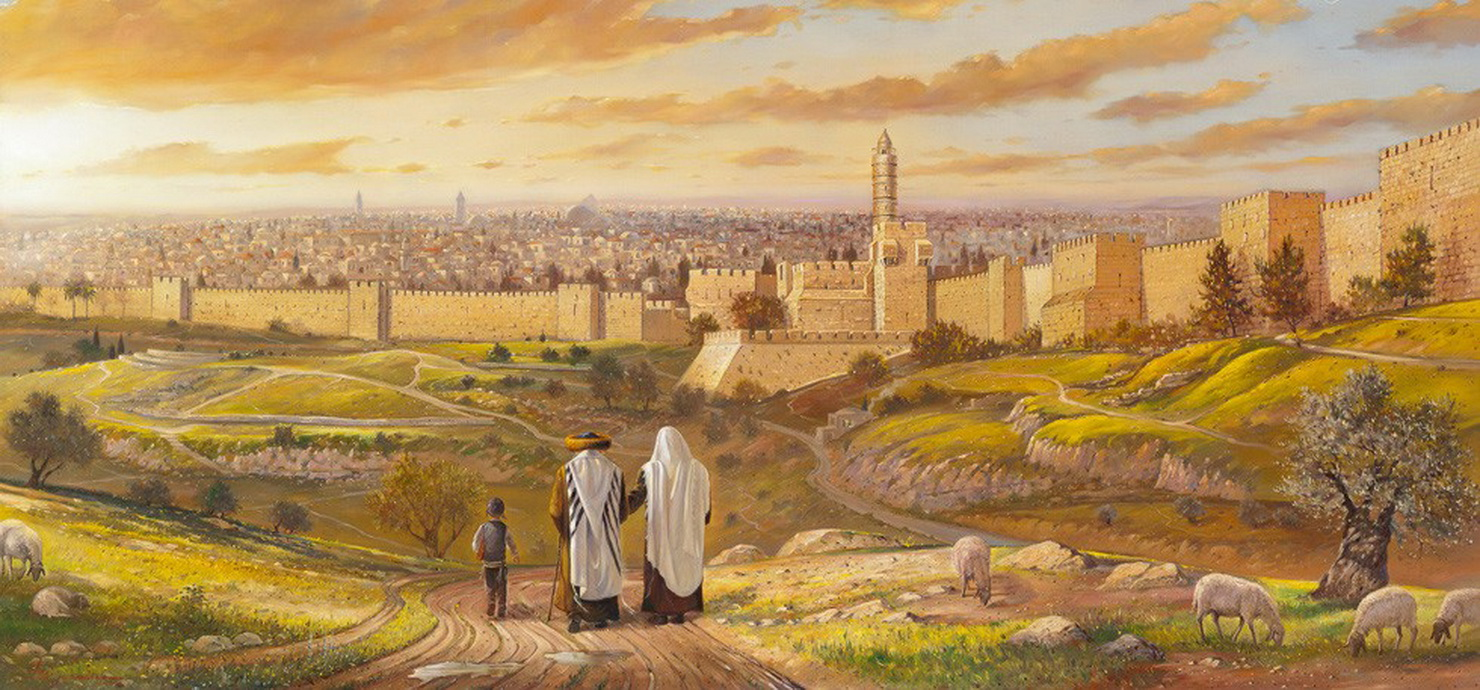 Alex Levin-Welcome to Jerusalem-2