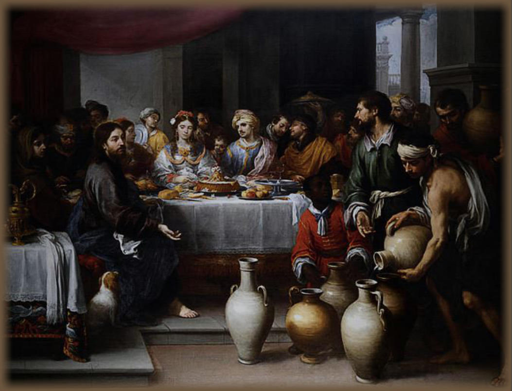 Bartolomé Esteban Murillo The Marriage at Cana