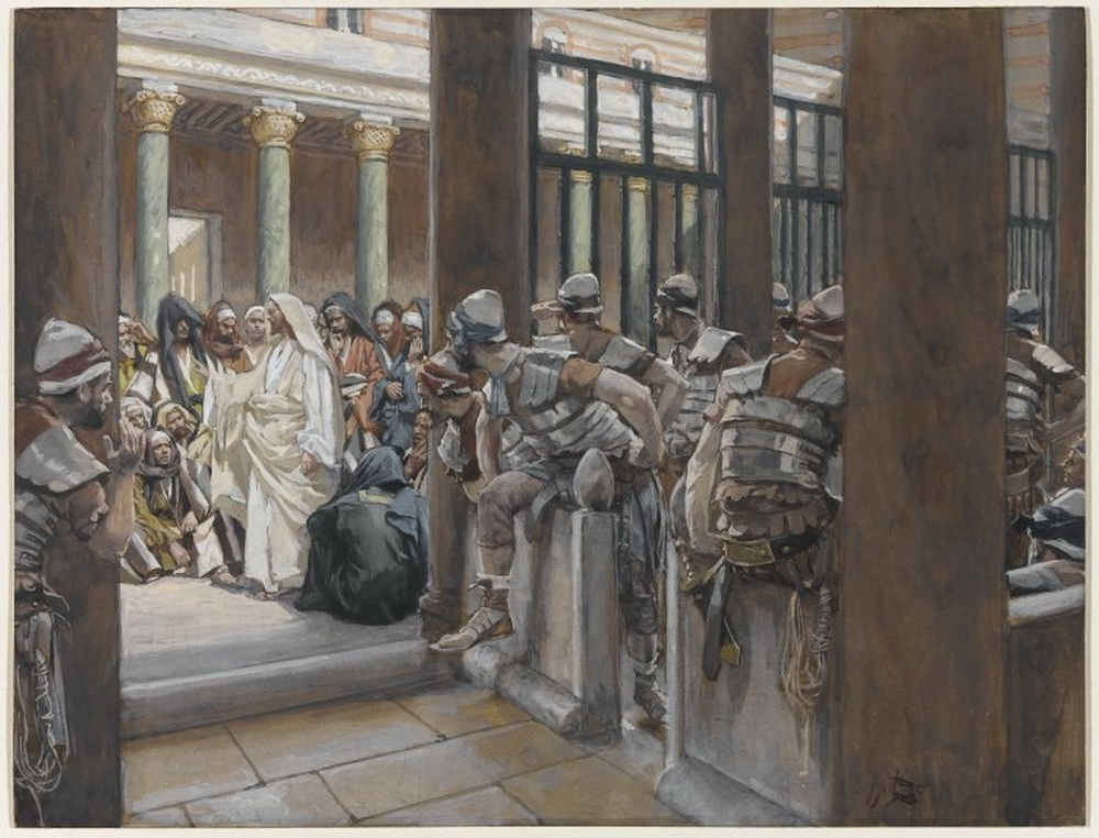Brooklyn Museum - But No Man Laid Hands Upon Him James Tissot-1000