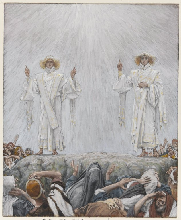 Brooklyn Museum - The Ascension - James Tissot
