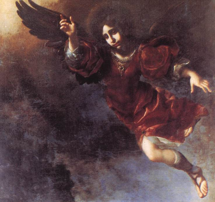 Carlo Dolci - The Guardian Angel - WGA06375