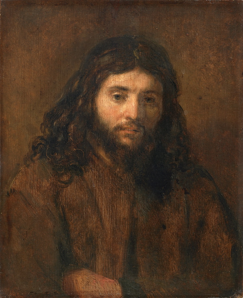 Christ by circle of Rembrandt van Rijn-900