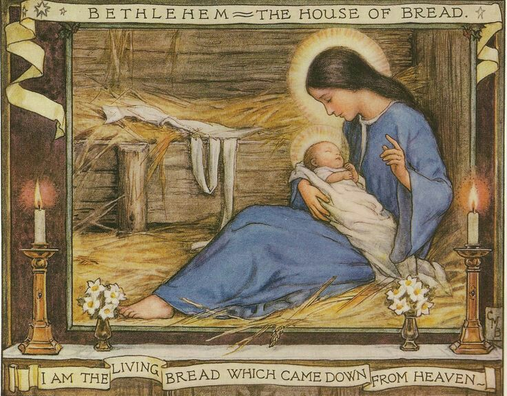 Cicely Mary Barker The Bread of Life