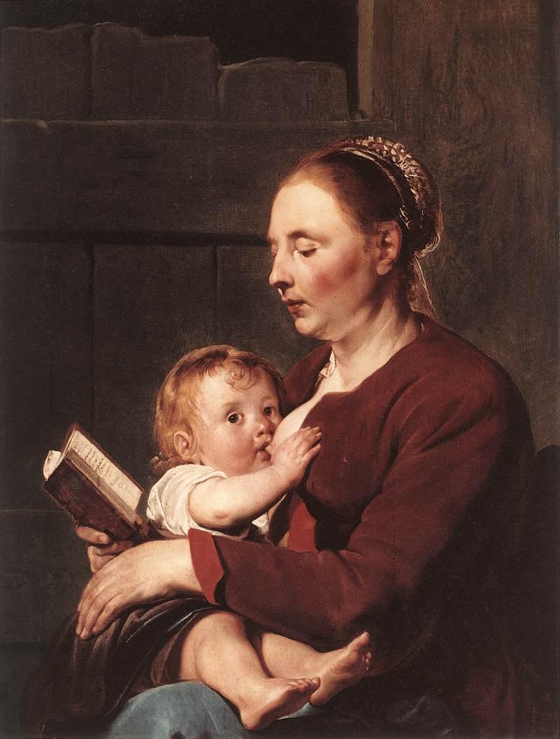 De Grebber-Mother and Child 1622