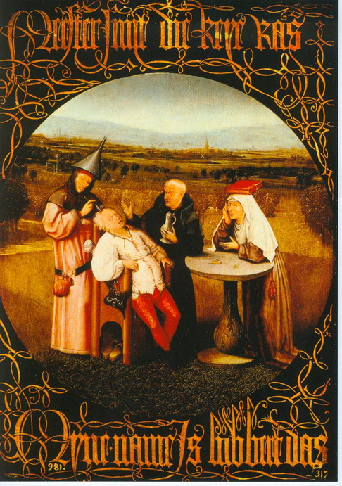 Extraction of the Stone Hieronymus Bosch
