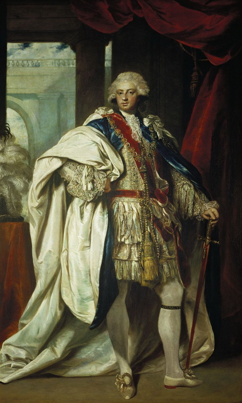 Frederick Duke of York by Sir Joshua Reynolds 1788-480