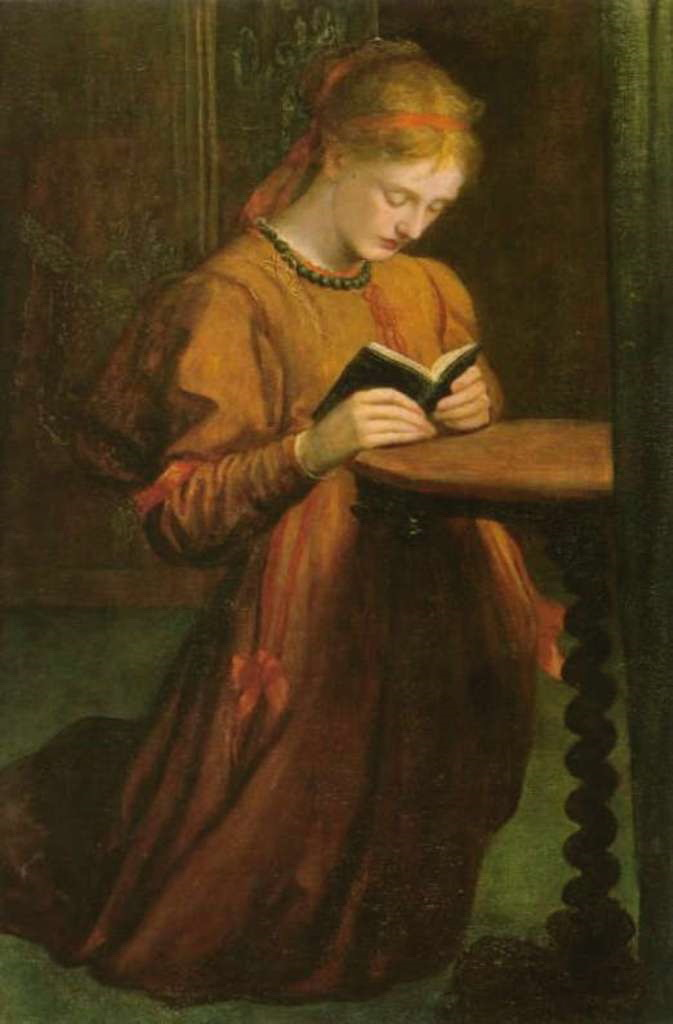 G. F. WATTS 1817-1904-prayer3