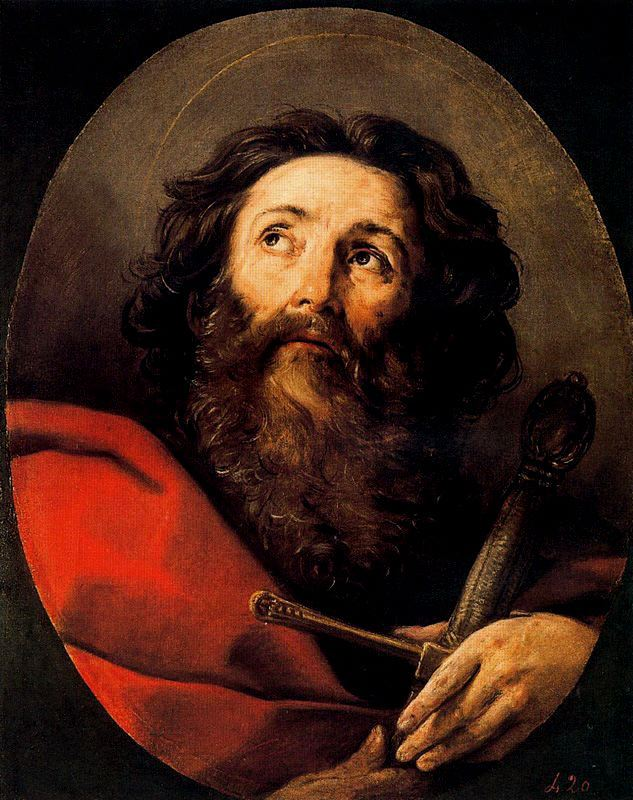 Guido Reni - St Paul