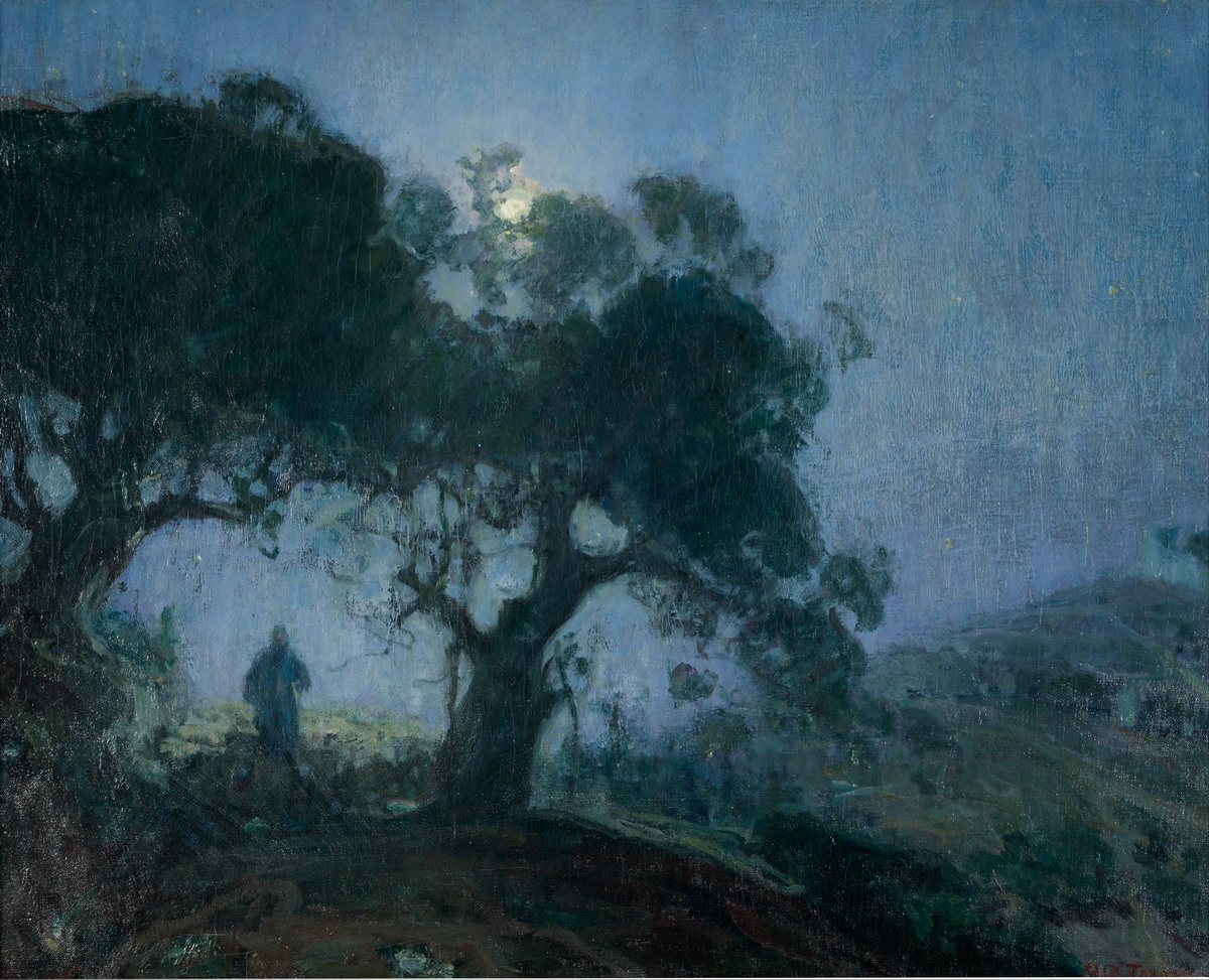 Henry Ossawa Tanner - The Good Shepherd-1200