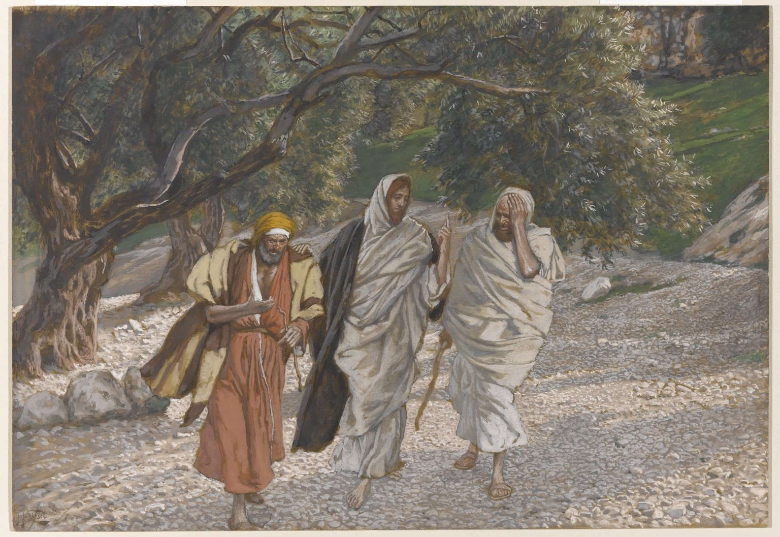 James Tissot French 1836-1902