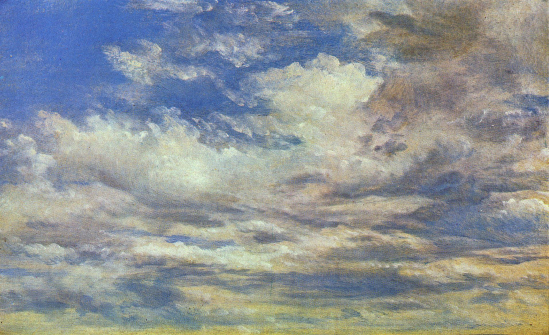 John Constable-background