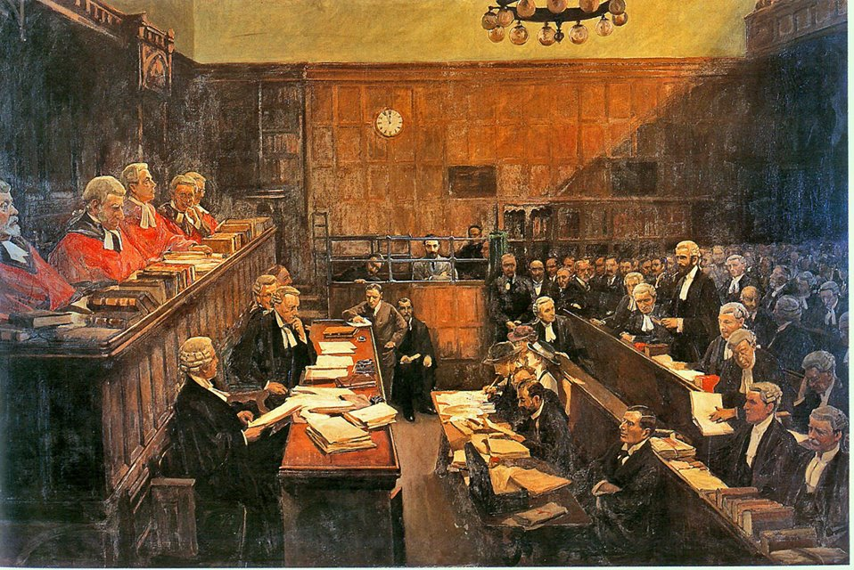 John LAVERY 1856-1941 High Treason 1916-2