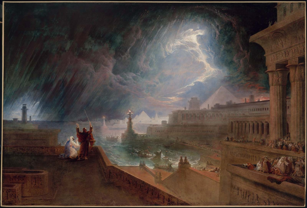 John Martin 1789-1854-Seventh Plague of Egypt