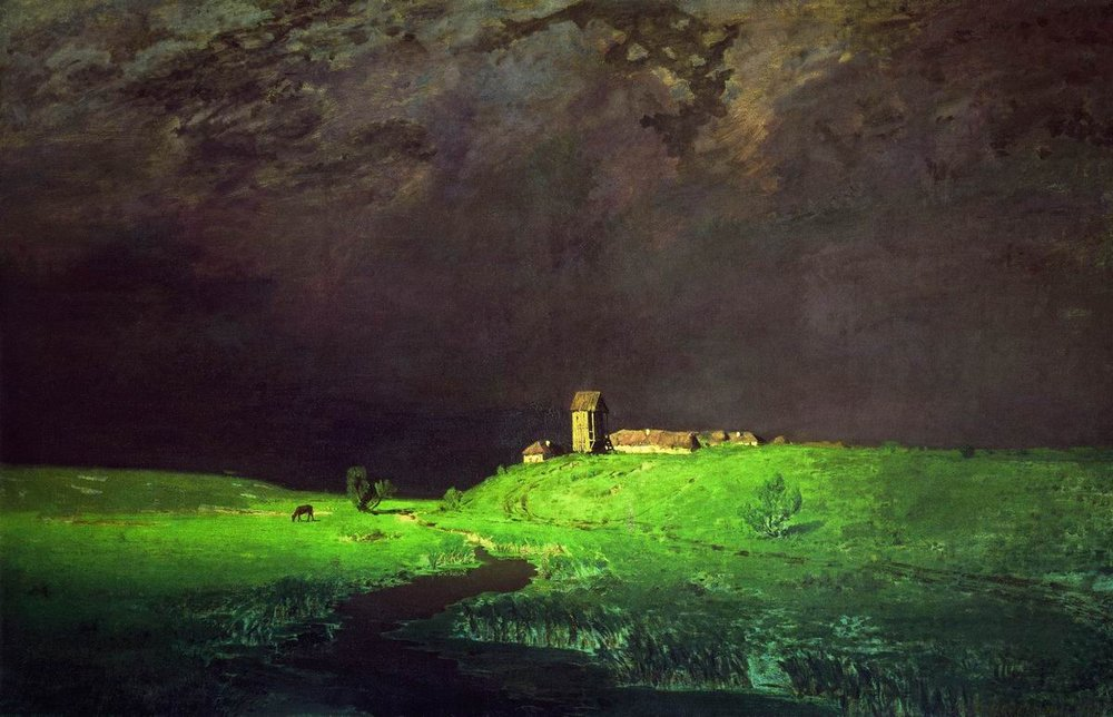 Kuindzhi After a rain 1879