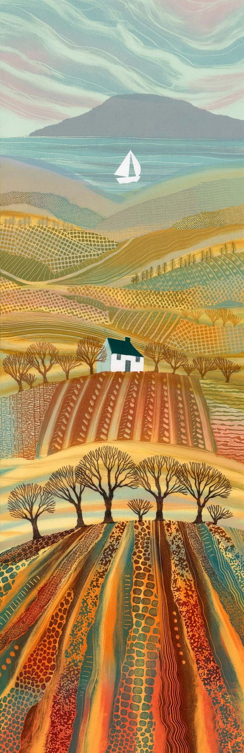 Promised Land giclee print mounted by Rebecca Vincent-500