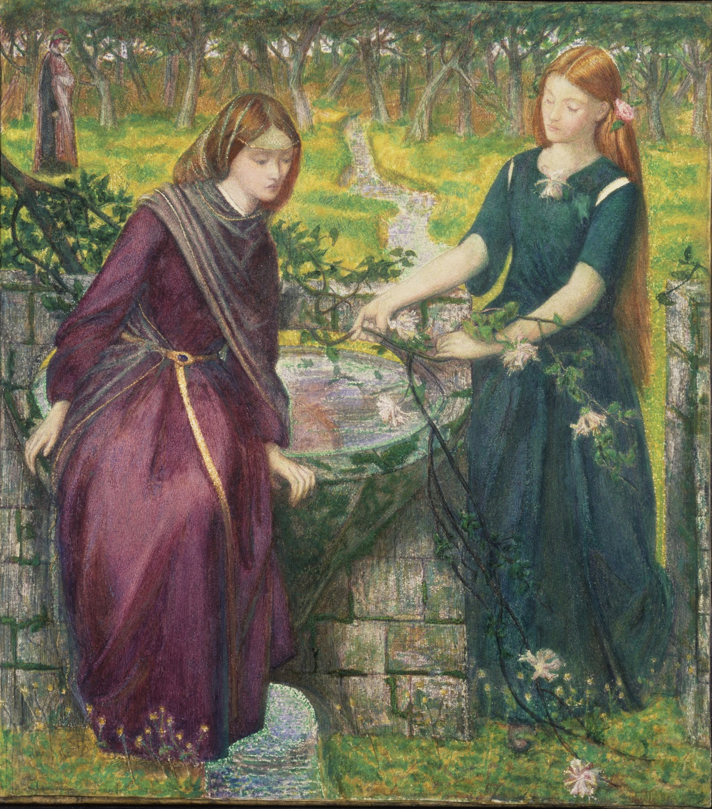 Rosetti-Leah and Rachel