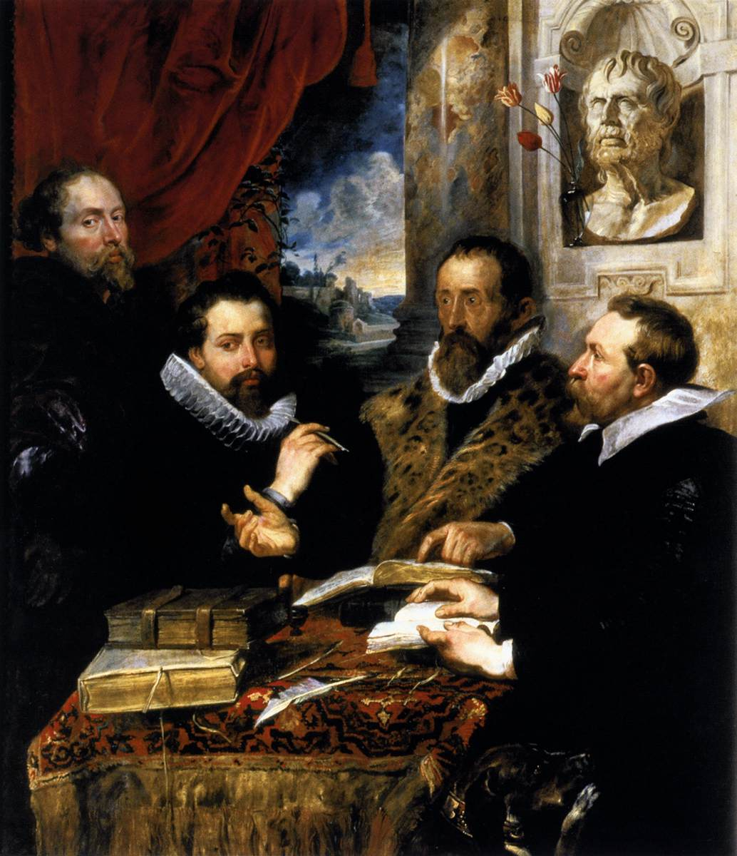 Rubens Four Philosophers1611