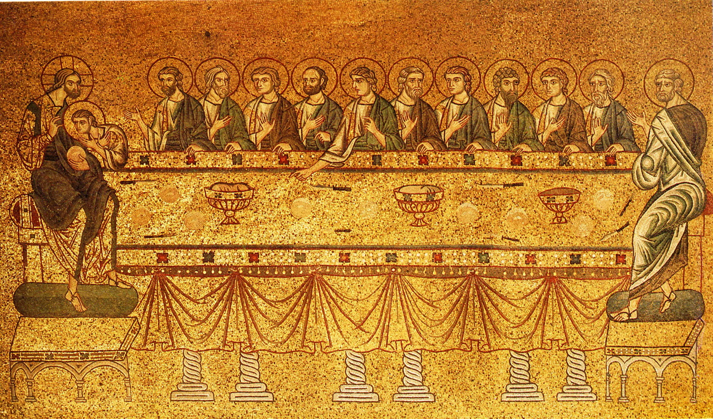 The Last Supper San Marco-1400