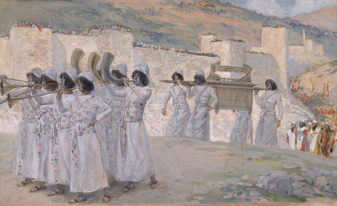 Tissot-Walls of Jerocho