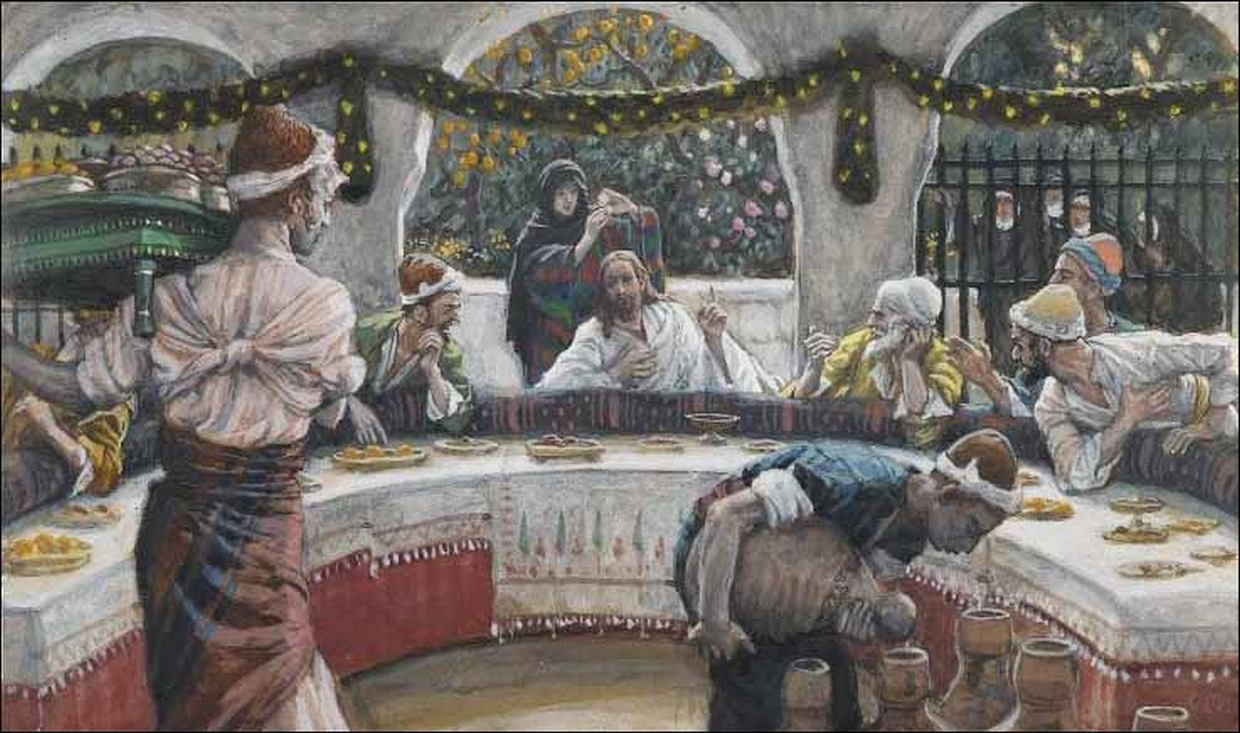 Tissot The-meal-in-the-house-of-the-Pharisee-Alabaster