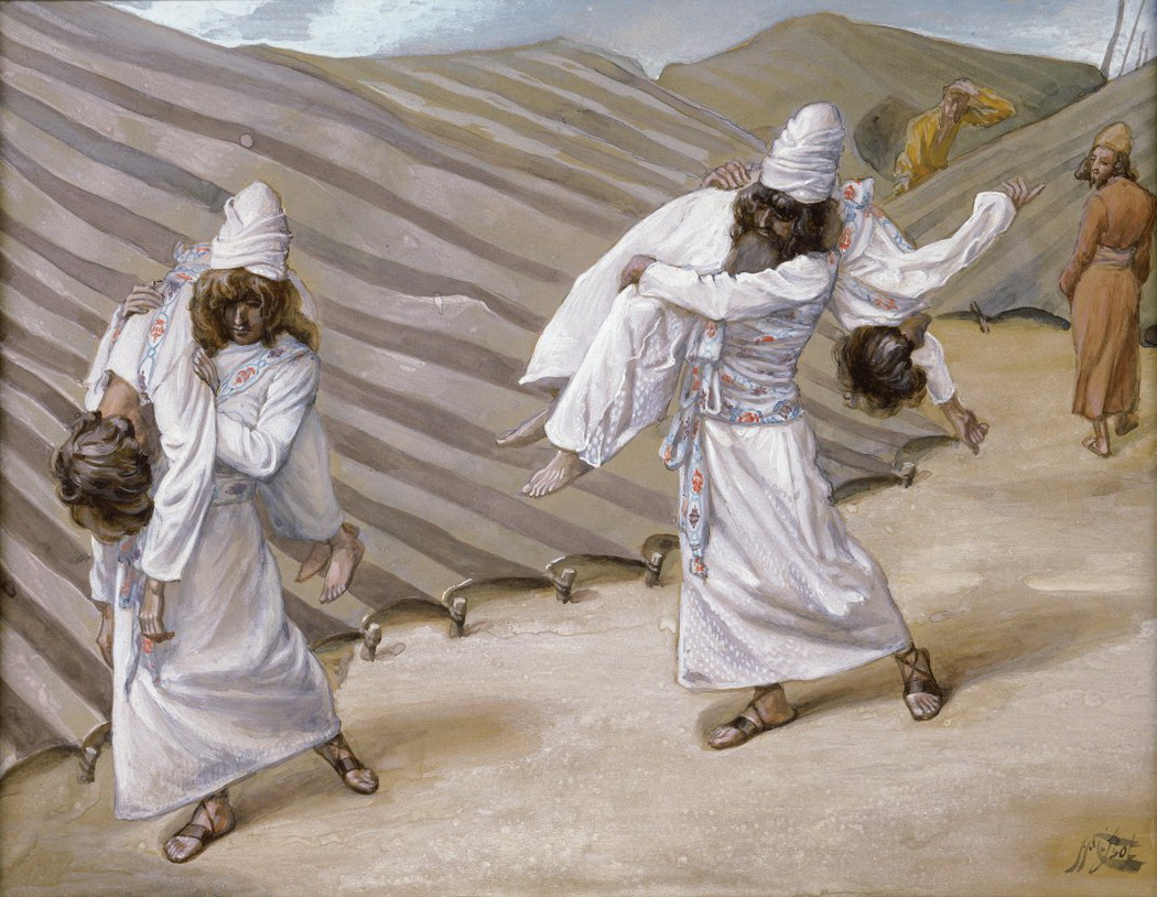 Tissot The Dead Bodies Carried Away-1050