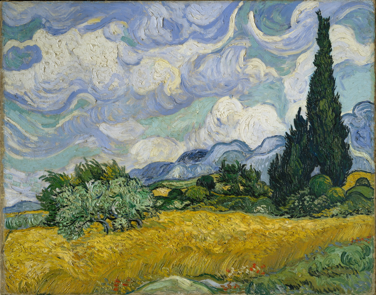 Vincent-van-Gogh-Wheat-Field-with-Cypresses-1889-Met-1200