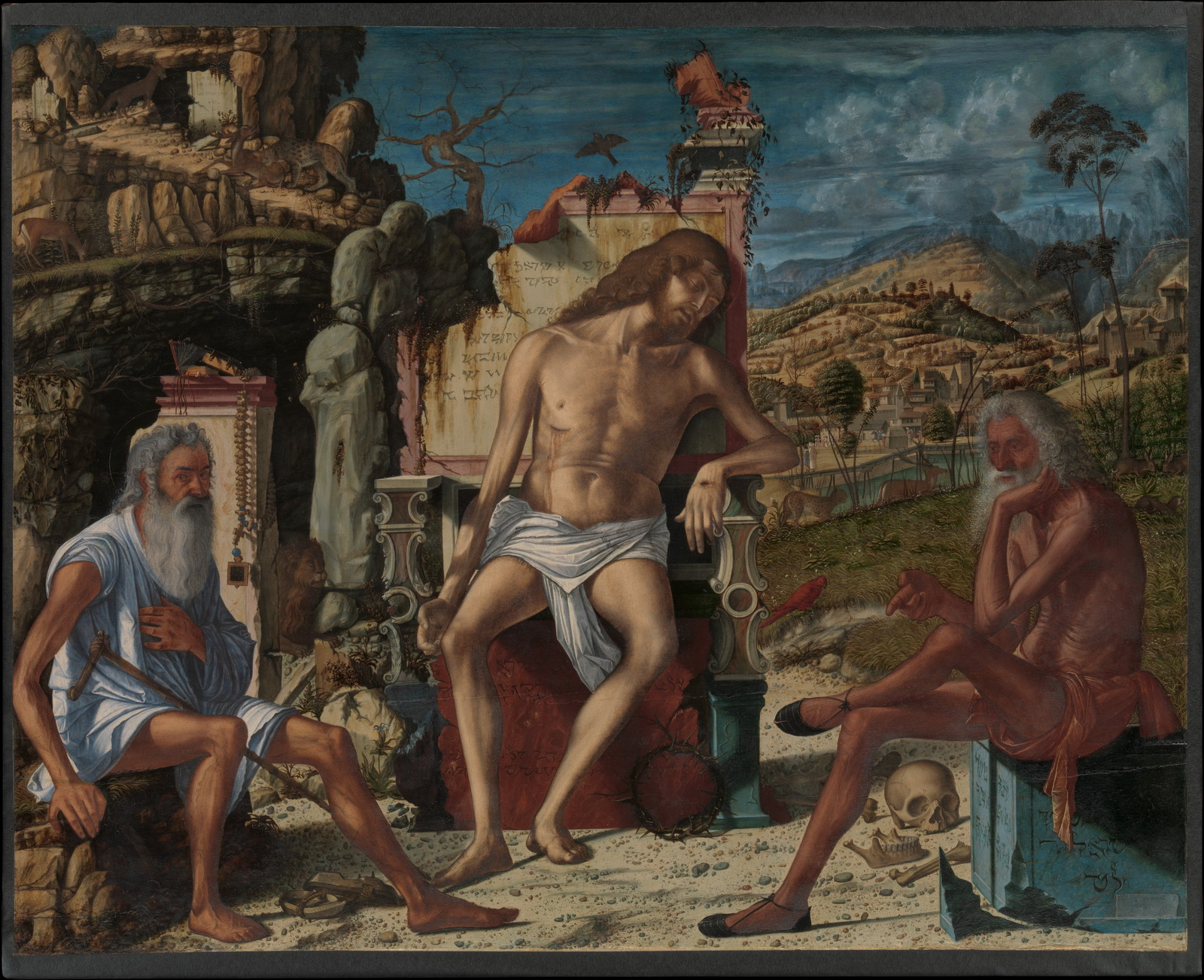 Vittore Carpaccio-The Meditation on the Passion-2