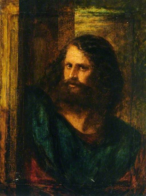 William Etty-Judas Iscariot