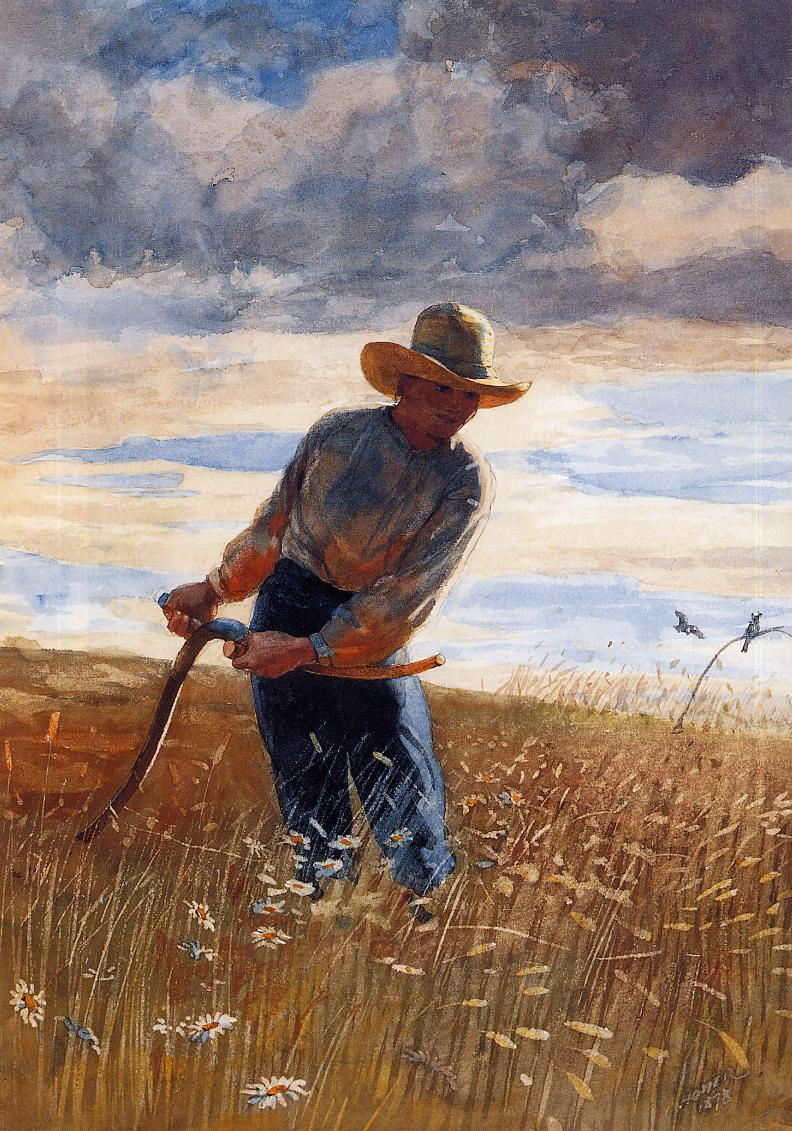 Winslow Homer - The Reaper
