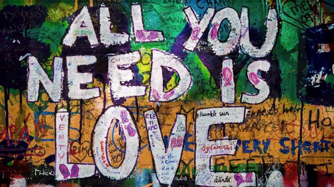all you need is love Cheh Repuplic