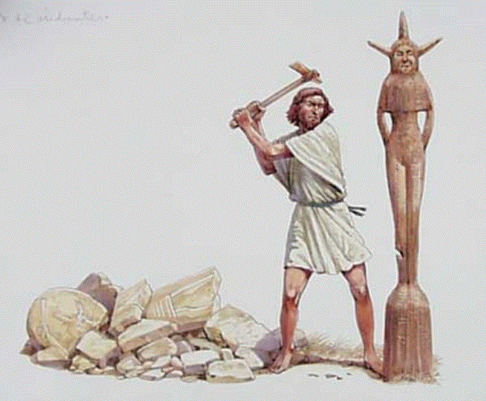 asherah-pole-cutting