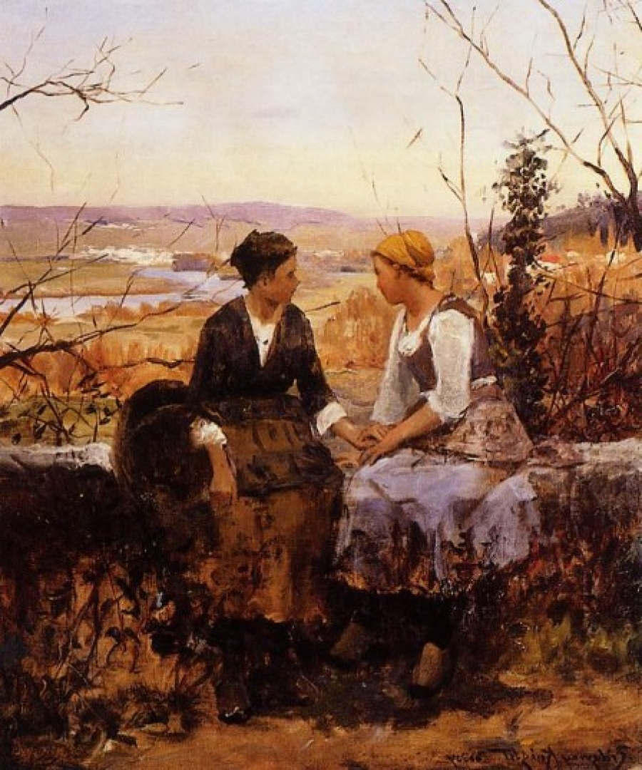 daniel-ridgway-knight-the-two-friends-2