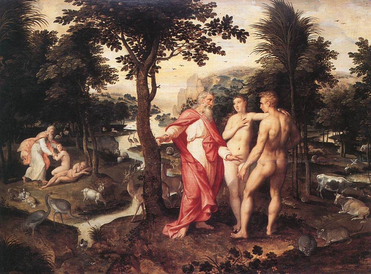 jacob de backer garden of eden wga