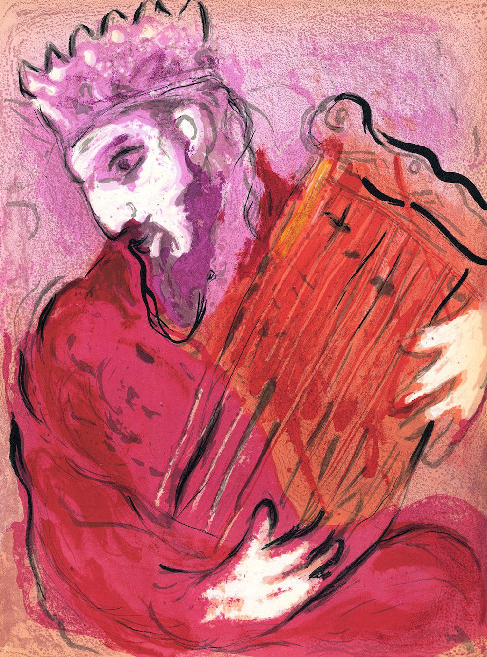 king david chagall