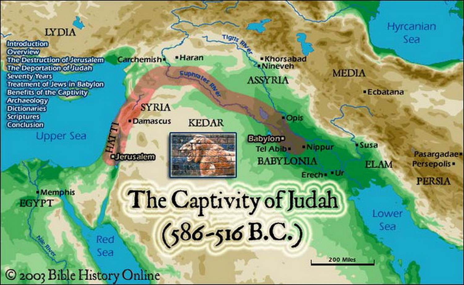 map captivity of judah babylon 2