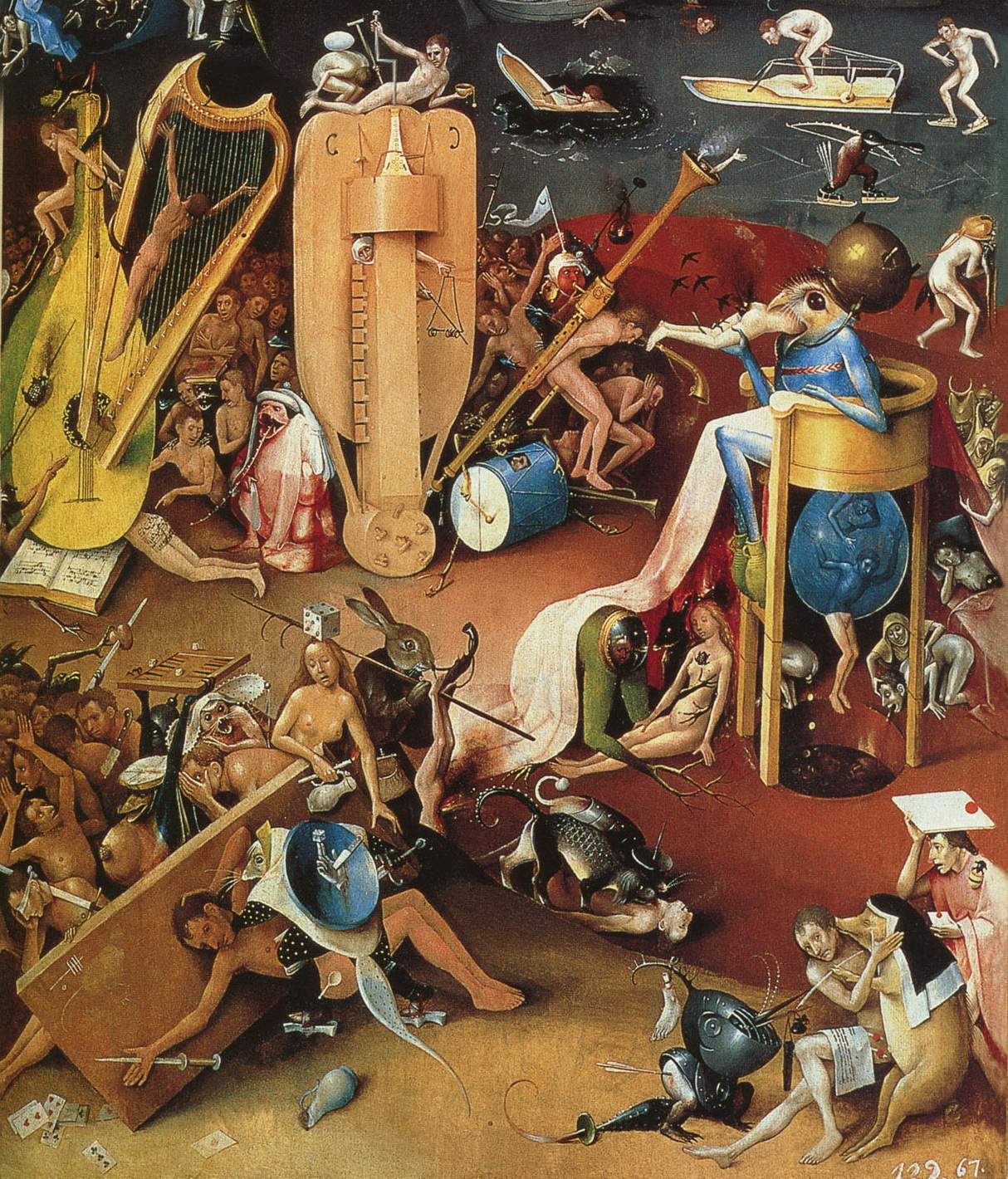 the garden of earthly delights by bosch high resolution-fr-3