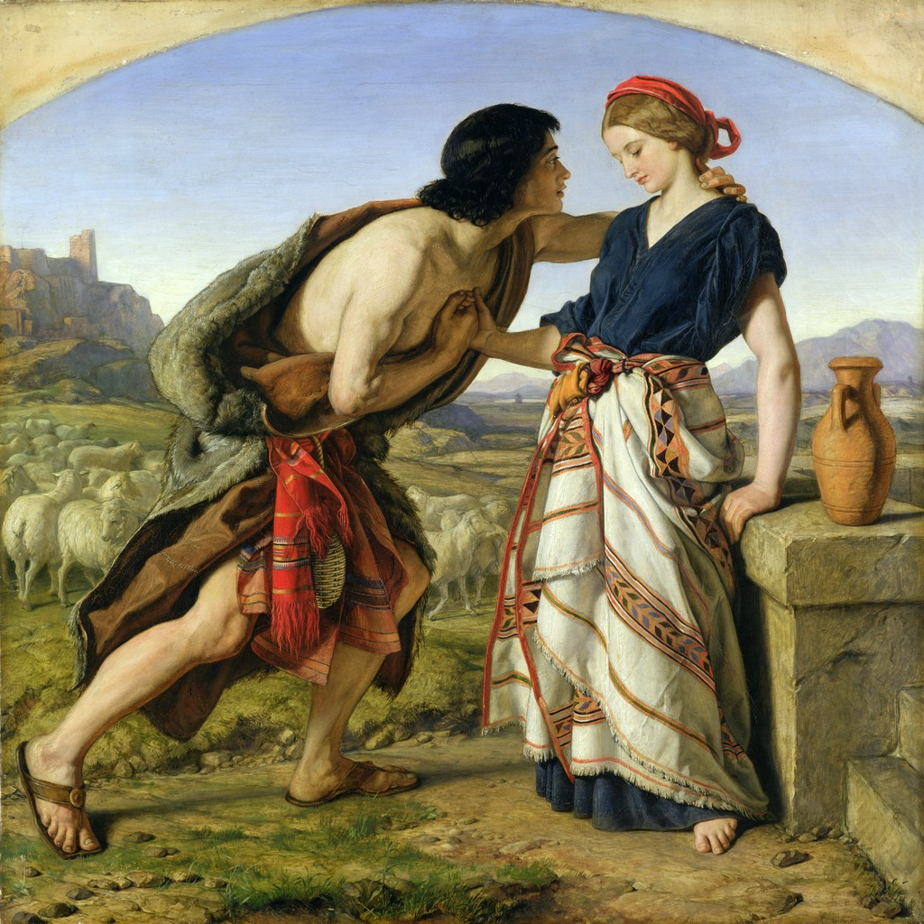 william-dyce-the-meeting-of-jacob-and-rachel