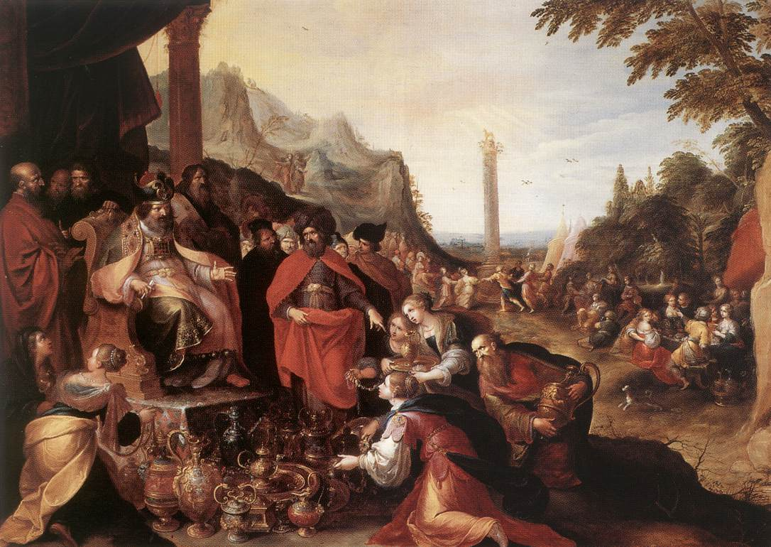 worship-of-the-golden-calf-francken-frans-ii
